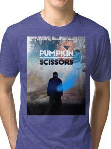 901st Light (Pumpkin Scissors Anime/Manga Design) Tri-blend T-Shirt