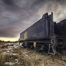 Coal Car by Myron Watamaniuk