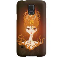 Fire Imp Samsung Galaxy Case/Skin