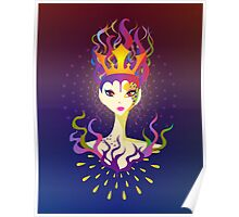 Mermaid Enchantress Poster