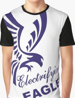 Electrifying Eagles Graphic T-Shirt