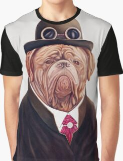 Dogue De Bordeaux Graphic T-Shirt