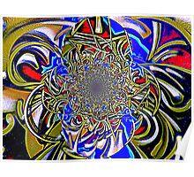 Twisted Graffiti # 3 Poster