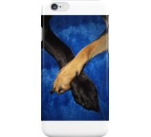Onyx & Angel - iPod Touch 4G iPhone Case/Skin