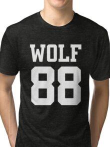 EXO WOLF 88 Tri-blend T-Shirt