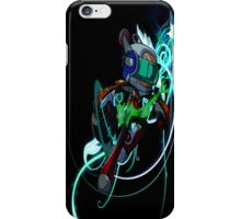Bomberman DS 2: Blueish Design iPhone Case/Skin