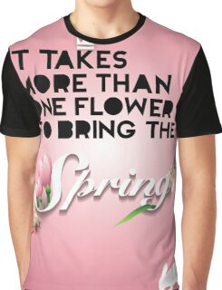 Spring C Graphic T-Shirt