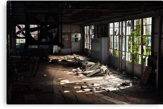 Abandoned Florida by Amber Williams