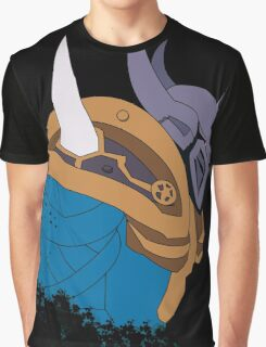 Arms of Rising Fury Graphic T-Shirt