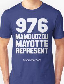 976 Mamoudzou Mayotte Represent T-Shirt
