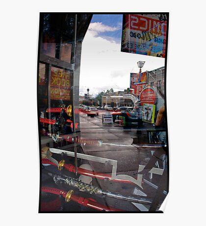 Paul the Movie: Location: Eli's Comics 1 Poster