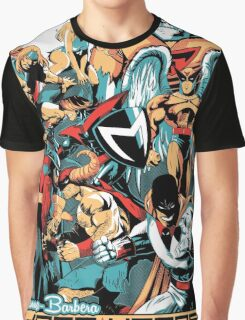 HANNA-BARBERA SUPER HEROES Graphic T-Shirt