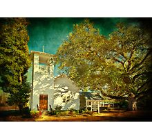 Pass Christian Church Photographic Print