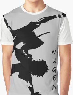 samurai champloo mugen anime manga shirt Graphic T-Shirt