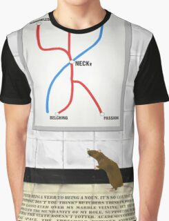 The Mannequin - Neck Graphic T-Shirt
