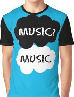 Music - TFIOS  Graphic T-Shirt