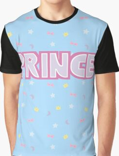 Prince (Text and pattern) Graphic T-Shirt
