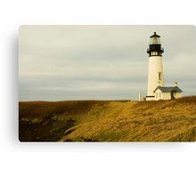 Gem Of The Central Oregon Coast Canvas Print