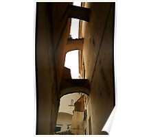 arches alley Poster
