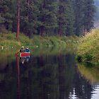 The Gray's Sprague River by Gina J