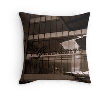 GREENBELT 5 Throw Pillow