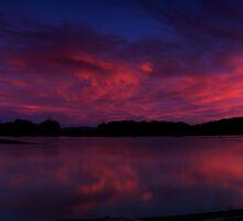 sun set by Devon Murphy