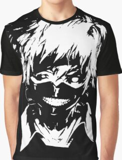The White Ghoul Graphic T-Shirt