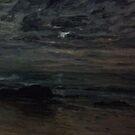 Crystal Cove Sunset by E.E. Jacks