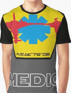 Medical Frigate Redemption - Star Wars Veteran Series Graphic T-Shirt