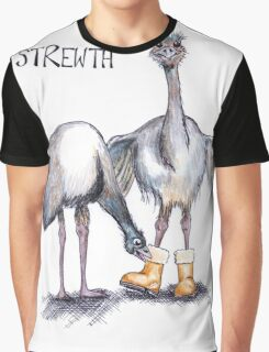 Strewth! Graphic T-Shirt