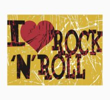 I love Rock & Roll by Nhan Ngo