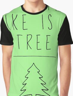 My Other Bike Is A Tree Graphic T-Shirt