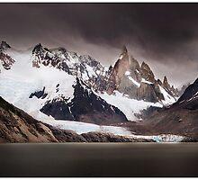 Cerro Torre, Fitzroy Range, Patagonia by charlescollins8