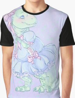 Pastel Rex Graphic T-Shirt