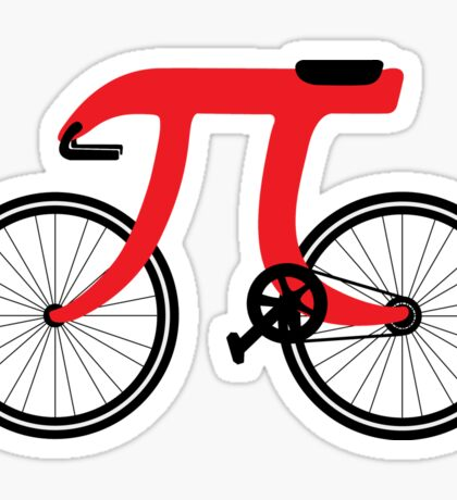 The Geek Bicycle Sticker