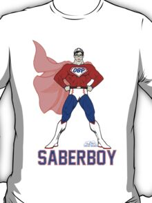Saberboy T-Shirt