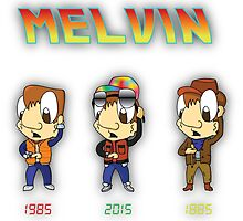 BTTF Melvin by melvinman27