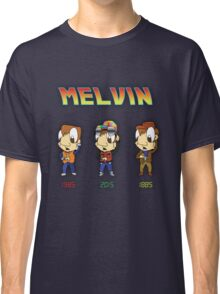 BTTF Melvin Classic T-Shirt