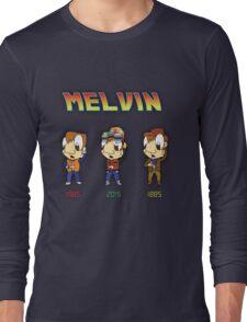 BTTF Melvin Long Sleeve T-Shirt
