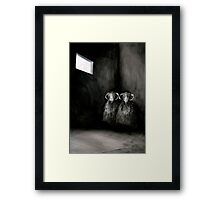 The Judges Framed Print