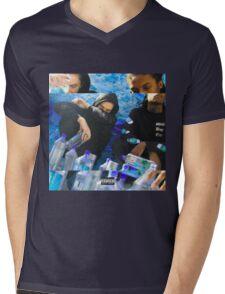Seabeds Mens V-Neck T-Shirt