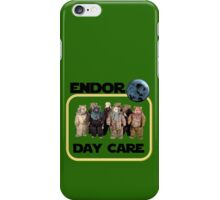 Endor - Day Care iPhone Case/Skin
