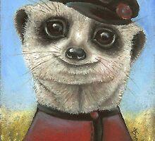 Yuri the meerkat by tanyabond