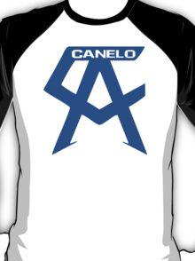 Saul Canelo Alvarez Logo T-Shirt