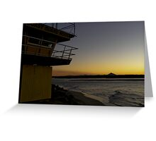 Noosa Sunset Greeting Card