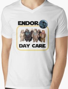 Endor - Day Care Mens V-Neck T-Shirt