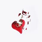 Broken Heart - iPhone by Andrew Bret Wallis