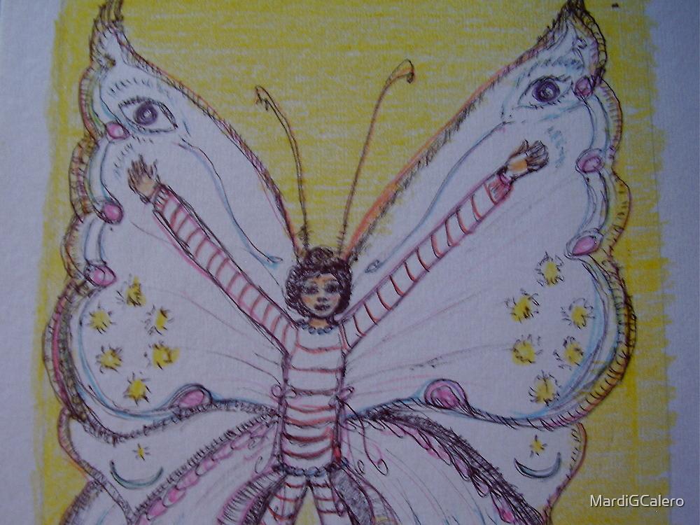 Bella Fairy by MardiGCalero