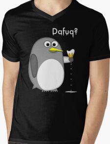 Dafuq? Mens V-Neck T-Shirt