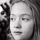 My daughter Lóló by Ólafur Már Sigurðsson